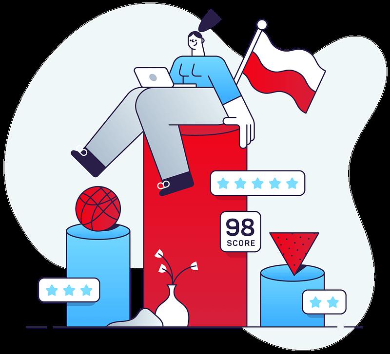 POLANDEVS Illustration Best Developers